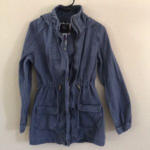 So cute!! Size Medium Blue Cotton On jacket